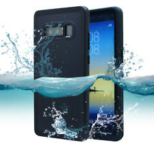 Waterproof Shockproof Hard Full Case Cover for Samsung Galaxy Note 8, S8/S8 Plus