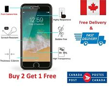 Tempered Glass Screen Protector for Apple iPhone 8+ Plus Buy 2 Get 1 Free