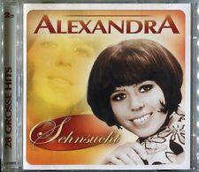 Alexandra  2 CDs  SEHNSUCHT  © 2010 Koch Universal - 28 GROSSE HITS - NEUWERTIG