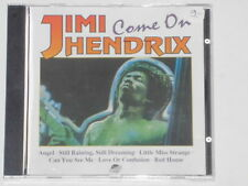 Jimi Hendrix-Come on-cd