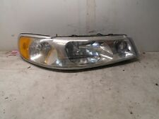 2001 2002 Lincoln Town Car Right Passenger Side Headlight Lamp Depo