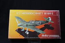 YQ033 HELLER 1/72 maquette avion 80234 Messerschmitt Bf 109E