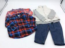 carters 9 month boy 5 Piece Set