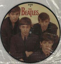 """The Beatles Love Me Do 1982 UK 7"""" vinyl Picture Disc Single excellent état"""