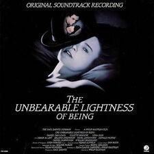 "12"" ORIGINAL SOUNDTRACK Leos Janacek the Unbearable Lightness of Being 80`s"