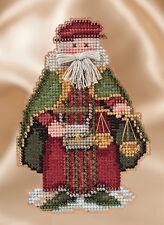 Cross Stitch Kit ~ Mill Hill Renaissance Santas - Venice Santa #MH20-1631