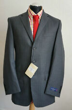 Three Button Patternless Double Suits & Tailoring for Men