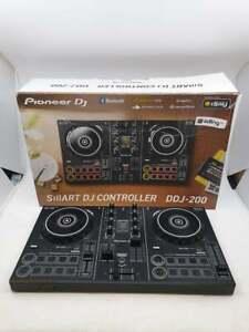 Pioneer DDJ-200  SMART DJ CONTROLLER 2-Channel Double Deck