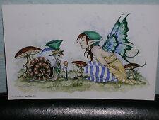 Amy Brown - Nigel Gets Fancy - Mini Print