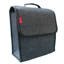 Handy Car Boot Storage Bag Carpet Organiser for Tools Oil Screenwash Travel Tidy