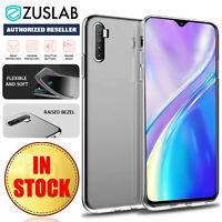 For Realme XT C2 5 Pro Case ZUSLAB Premium Soft Crystal Clear Slim Cover