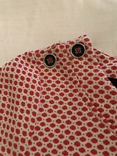 Dickins and Jones red shift dress Size 12 In ex con.