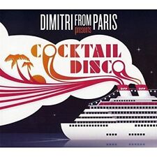 DIMITRI FROM PARIS Pres COCKTAIL DISCO 2CDs (NEW & SEALED) Rare 70s Dance