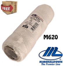Marshalltown 87m/285ft HI-VIZ White Nylon Twisted Mason Bricklayer's Line M620