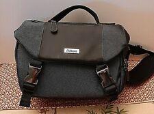 Nikon Digital SLR Camera Bag - Black Model: 9793