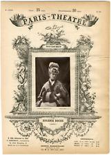 Lemercier, Paris-Théâtre, Eugénie Doche née Marie-Charlotte-Eugénie de Plunkett