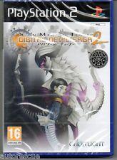 Shin Megami Tensei Digital Devil Saga 2  'New & Sealed' *PS2*