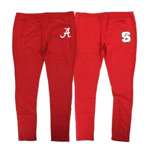 NCAA Team Logo Red Tuxedo Leggings Collection Junior XS-XL (0-17)