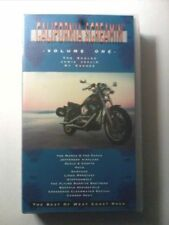 The Rock Music & Concerts VHS Tapes