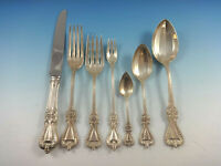 Old Colonial by Towle Sterling Silver Flatware Set For 8 Service 61 Pieces