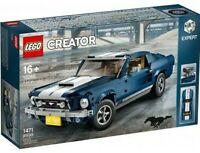 LEGO Creator Expert Collezionisti 10265 - Ford Mustang NUOVO
