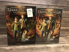 Under the Mountain (DVD, 2010) Tom Cameron Sam Neill w/ Slipcover NEW Sealed