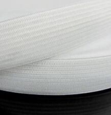 Premium Knit Elastic -38Mm White Per 2 Metres