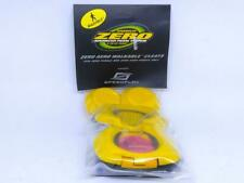 Speedplay ZERO Bike Cycling Walkable Cleats fits Zero & Aero Pedals Only- Yellow