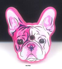 French Bulldog Hot Pink Key Cap - Cover so adorable