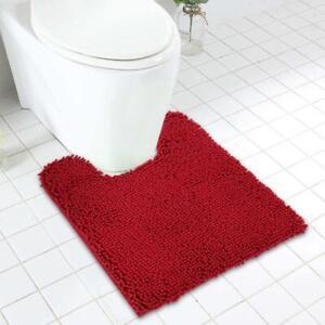 MAYSHINE Contour Bath Rugs/Non Slip/Soft/Absorbent Water/Dry Fast/Machine-Washab