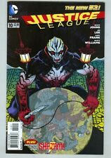 Justice League #10 August 2012 VF/NM New 52, Variant Cover