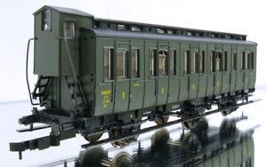 """ROCO VOITURE SNCF 3 ESSIEUX """"EX PRUSSIENNE"""" A5 tf"""