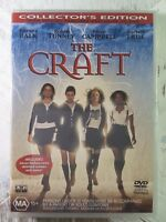 The Craft (Collector's Edition) - DVD Neve Campbell REGION 4