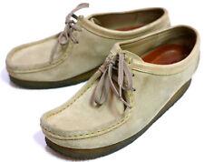 Clarks Originals Wallabee Bootie Sand Color Women's Shoes Size 10 Medium