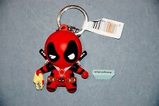 Marvel Collectors Figural Keyring Series 2 Deadpool 3 Inch Rubber Chicken