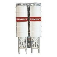 Model Power #186 HO Industrial Silo New Free Shipping