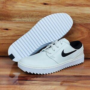 Nike Janoski G Spikeless Golf Shoes AT4967-008 Phantom White Black Men's Size 11