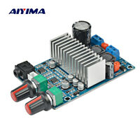 Aiyima DC12-24v TPA3116 Subwoofer Amplifier Board 100W Bass Power Audio Module