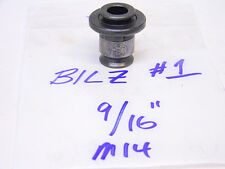 "USED BILZ #1 QUICK CHANGE 9/16"" HT HAND TAP COLLET"