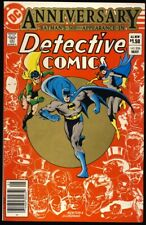 DETECTIVE COMICS #526 1983 Batman 500th Appearance ANNIVERSARY Issue NEWSSTAND
