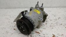 AC Compressor With Turbo Fits 14-17 FIESTA 2095797