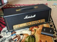 Marshall Origin 50 Head with scalable power. Footswitch & box included