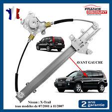 Leve Vitre Chauffeur Avant Gauche Nissan X-Trail 2001-2007 807218H300 807318H30A