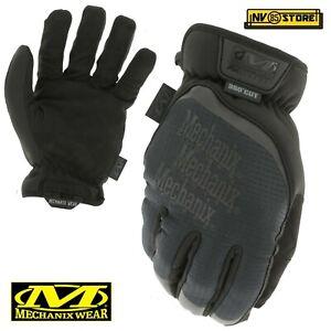 Guanti MECHANIX Fast Fit D4 Anti-Taglio Tactical Gloves Security Antiscivolo BK