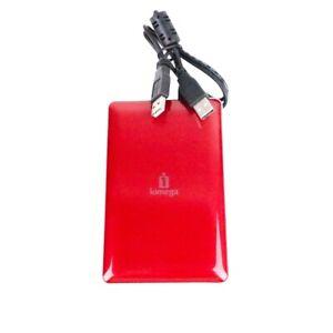 Iomega eGo Mac Edition 500 GB USB 2.0/FireWire 400/800 Portable External Hard