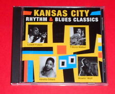 Various Artists - Kansas City-Rhythm & Blues Classics, CD