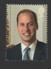 PRINCE WILLIAM/DUKE OF CAMBRIDGE/GB 2016 UM MINT STAMP