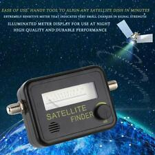9501 Digital Satellite Finder Signal Strength Meter Monitor 13V-18V 950-2150MHz