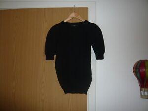 ladies next top  size 12 black pattern