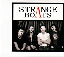(DZ660) Strange Boats, Nice To Be Alone - 2013 CD